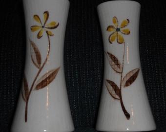 "Kanedai ""Romany"" Pattern Salt & Pepper Shakers"