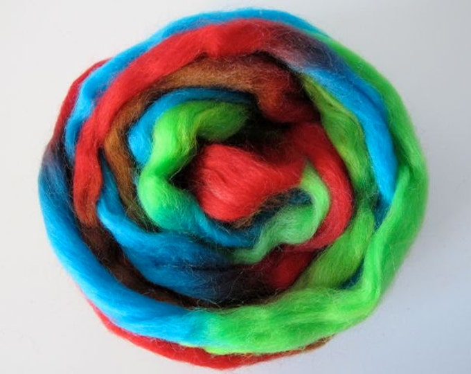 Popsicle Wool Top 1oz (Northern Lights/Louet)
