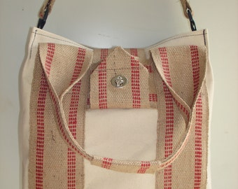 FOREVER Canvas Market Tote