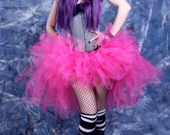Bubblegum Pink Trashy bustle TuTu MTCoffinz ALL SIZES