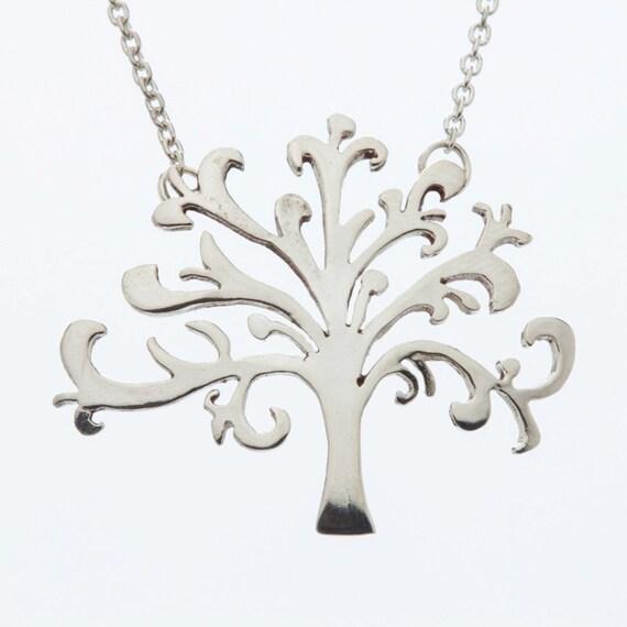 Shin Tree of Life Necklace
