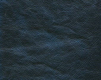 SAPPHIRE BLUE SHIMMER - so current - foiled metallic - choose this leather for  your bag or purchase a swatch