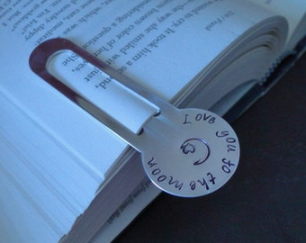 Bookmark Blank - Round Button clip on - perfect for Easter, Baptism, Christening and First Communion gifts