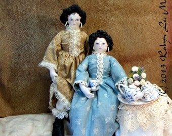 PDF Pattern, Primitive Doll,Soft Sculpture Doll