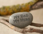 Birthday gift - My Dad My Hero - gift for father
