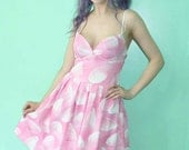 Pink Cotton Candy Dress Limited Edition Dress