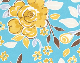 "1 yard 12"" Dena Designs Tea Garden Darjeeling Free Spirit"