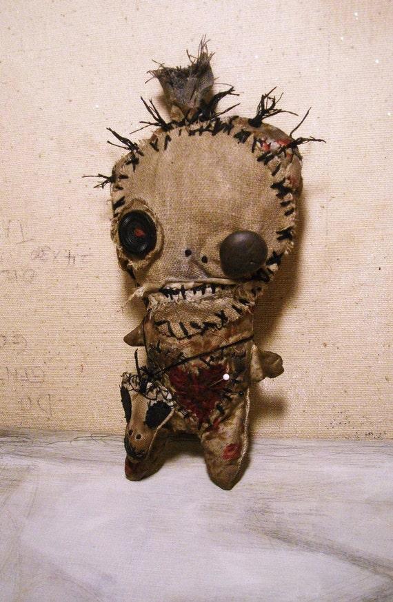 Handmade Art Doll The Love Voodoo Doll