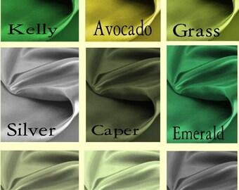 Princess Custom 50 x 84 Satin Drapes Lined - You pick the color