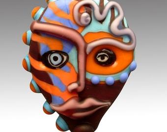 Aardvark's PATIENT FACE Mask Bead