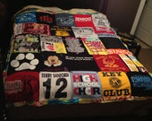 T-shirt or Memory Quilt - Great for graduations, retirements, baby clothes
