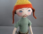 Jayne Cobb from Firefly Cloth Doll Poseable Figure