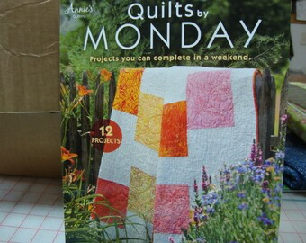 Quilts for Monday quiltbook