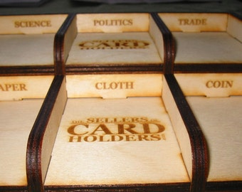 Card Holder - Cities and Knights - Settlers of Catan Expansion