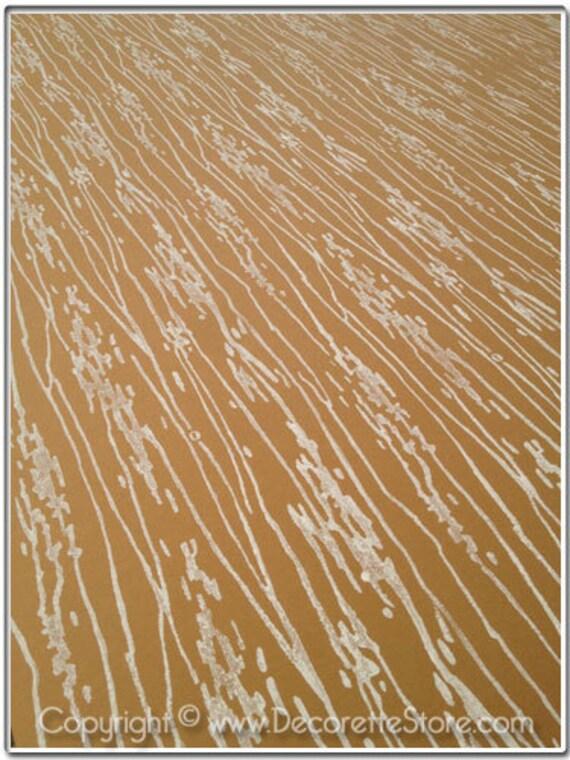 Wood Grain - Pattern Roller