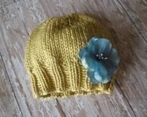 Slouch Hat, Beret, or Tam in 6 Sizes, Newborn thru Child, PDF 133, INSTANT DOWNLOAD -- Permission to Sell Hats -- Over 35,000 patterns sold