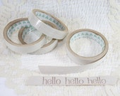 CLEARANCE - Cotton Fabric Sticker Tape - 1 Roll
