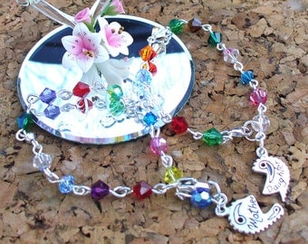 Mother Daughter My Heart Matching Charm Bracelets