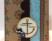 Father's Day Anchor Card