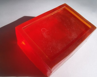 Energy Scented Glycerin Soap