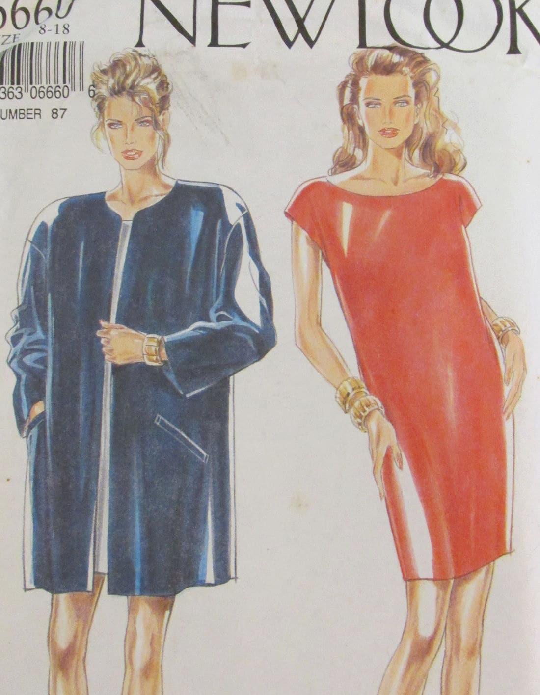 Galerry sheath dress long jacket