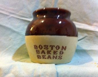 "3 1/2"" Boston Baked Bean Pot"