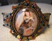 Byzantine Collection Cuff Bracelet
