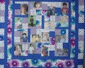 Custom Photo Quilts