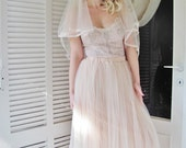 IVORY colour LOve IS SiLk wedding silk tulle veil with tiny French lace edges ivory veil ivory tulle veil