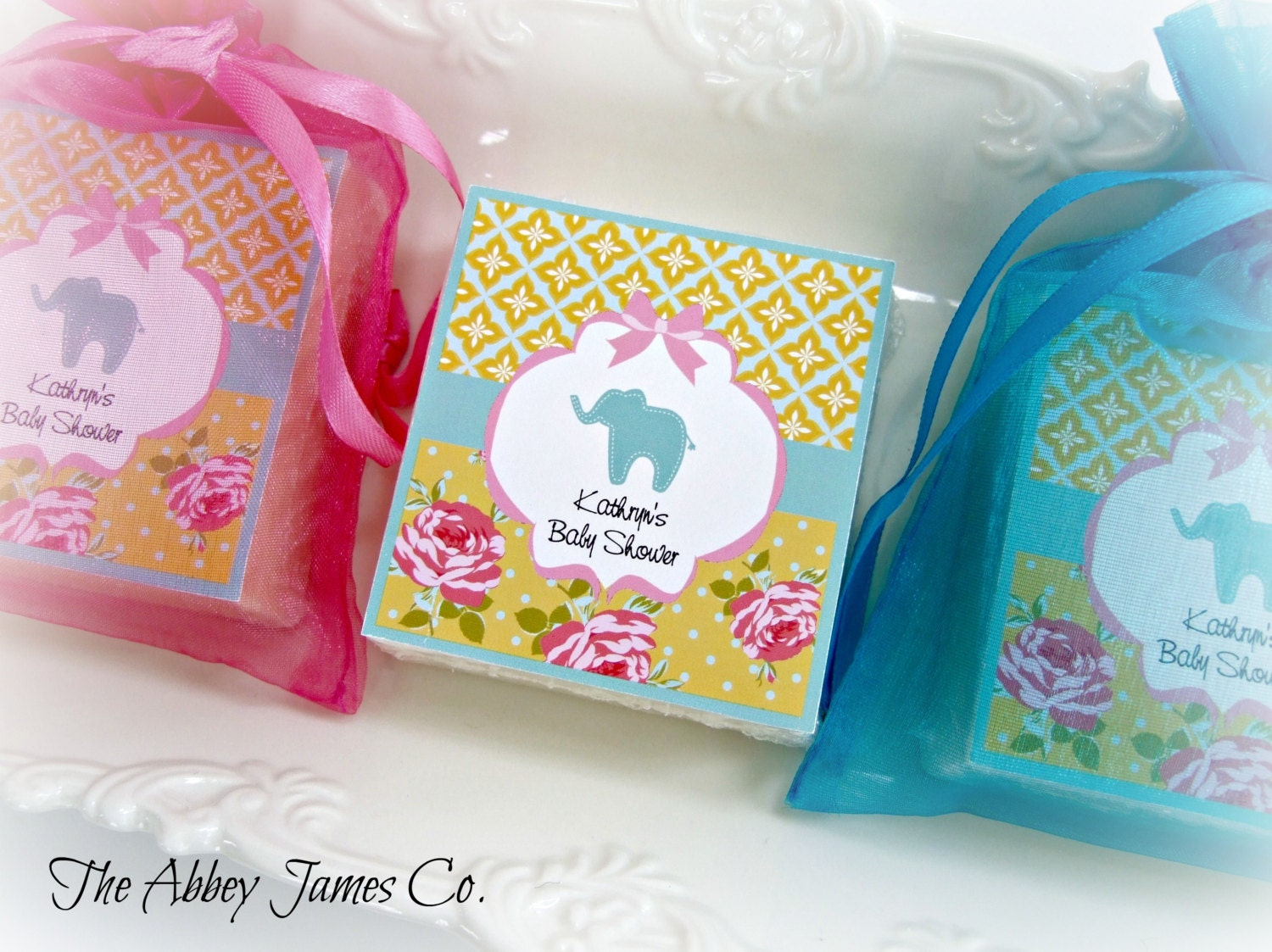 baby shower favors baby elephant shower favors elephant