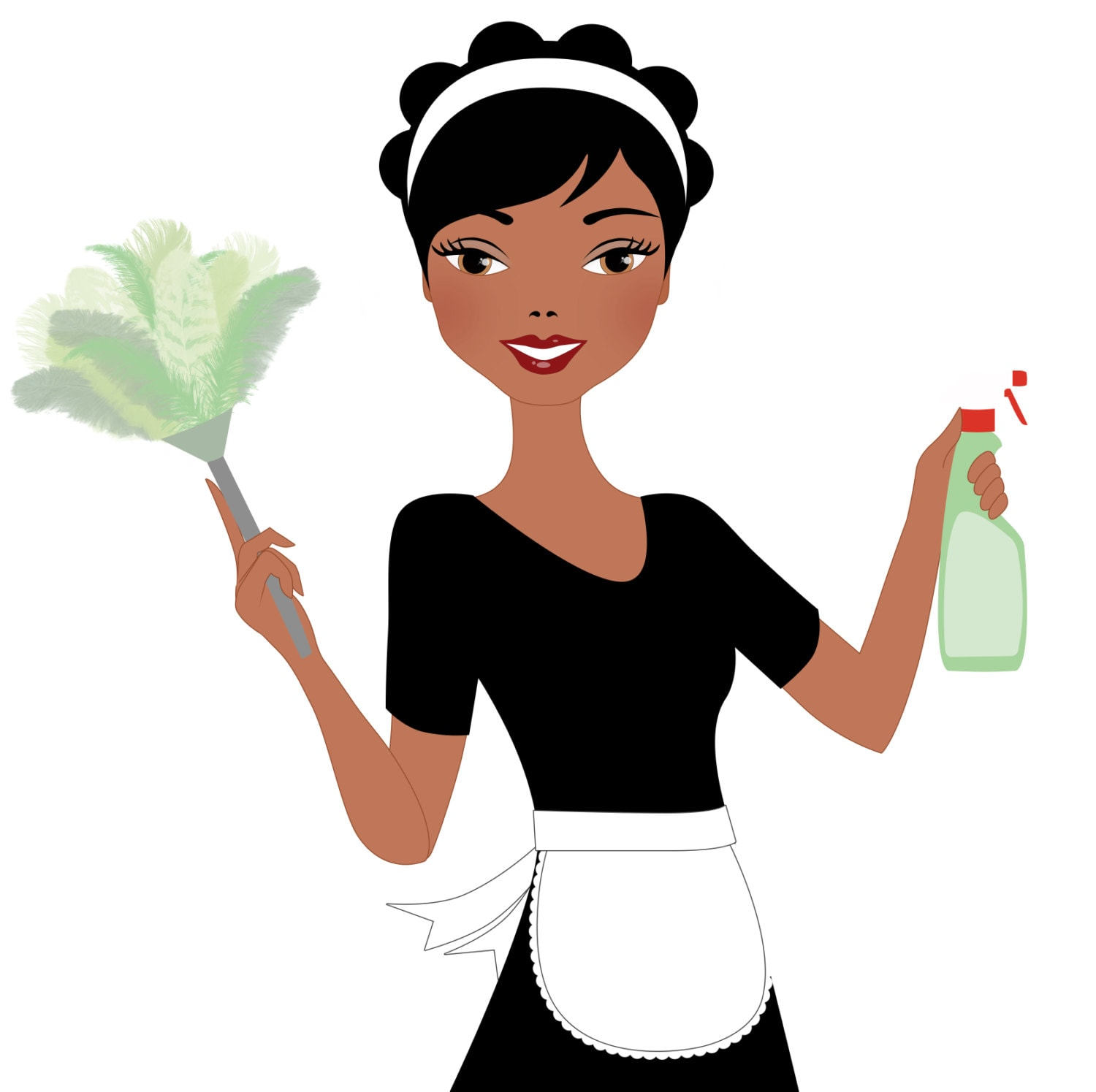 free housekeeping clipart - photo #29