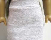 American Girl 18inch Doll Skort in Grey by Crazy For Hue
