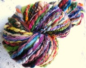 I Fell Into A Dream - handspun yarn - 122 yards