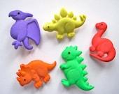 Pick and Choose Baby Dinosaur Rings