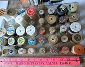 40 threads to use from Different makers, which in Nylon  Thread as well