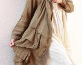 Sweet love...Jacket tunic blouse...mix silk all colors/all sizes(1407)