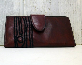 black tree wallet