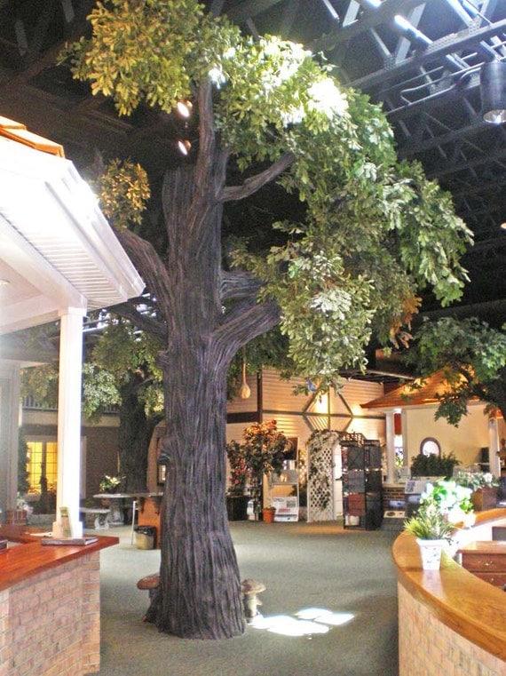 Artificial Oak Tree Large Scale Sculpture