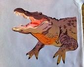 Alligator Bodysuit or Toddler Tee