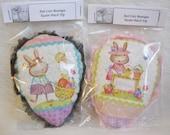 Catnip Toy- Easter Catnip Egg Pillow