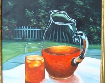 Afternoon Iced Tea