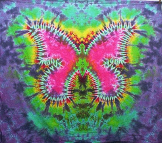 Customizable Tie Dye Tapestry Beautiful Spring Pastels