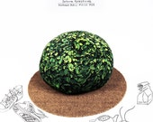 Topiary ball beanbag chair - ficus medium - Free shipping world-wide