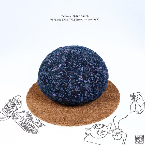 Topiary ball beanbag chair - alternanthera  medium - Free shipping world-wide