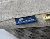 Custom Fabric labels 100 pcs Color Satin Clothing Labels Delivered CUT