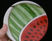 Dish of Watermelon