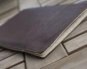 Kindle Voyage , Paperwhite Leather Sleeve - SLIDER (Organic Leather)