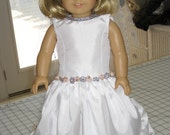 Replica Wedding Dress for 18 Inch Dolls