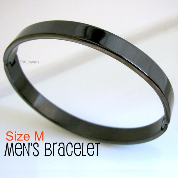 large bracelets amazintrends com black bangle products bangles