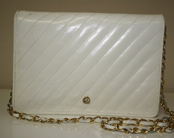 Koret White Purse from Stylefinders
